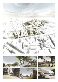 Cremona City Hub - Riqualificazione dell'ambito di trasformazione ex Annonaria…