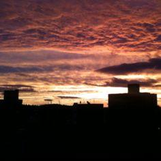 Por do Sol @ Porto Alegre