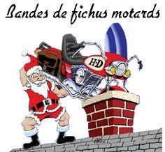 création/animation d'Alice : bandes de fichus motards