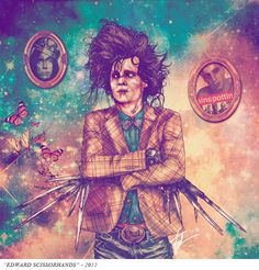 artista-chileno-fab-ciraolo-ilustraciones-hipster-cleopatra-frida-kahlo-salvador-dali-iconos-popart-modaddiction