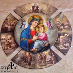 The Life of Mary, Mother of God