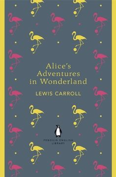Alice's Adventures in Wonderland and Through the Looking Glass (Penguin English Library) von Lewis Carroll http://www.amazon.de/dp/0141199687/ref=cm_sw_r_pi_dp_VuH2vb1W69PYY