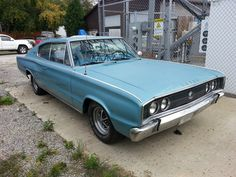 1966 Dodge Charger w/ 383