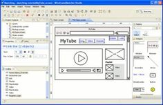 iNetHouse - Your daily internet guide WireframeSketcher 4.6.4
