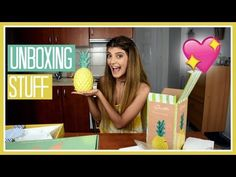 Unboxing - Πλαίσιο, Ρούχα, Μαγιό | katerinaop22 - YouTube Youtubers, Lily Pulitzer, Celebrities, People, Greek, Celebs, Greek Language, People Illustration, Youtube