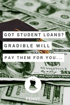 Student loans are no joke: the average U.S. college grad owes more than $26,000. A new company is trying to address this issue by paying college students and grads to complete small tasks. Have you heard of Gradible? - The Penny Hoarder http://www.thepennyhoarder.com/got-student-loans-gradible-wants-help-repay/