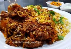 Mutton Biryani recipe by Faye P