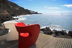 The sun lounge terrace  #Spain