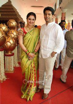 Sridevi With Husband Rahul