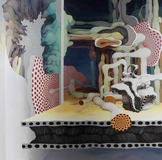 Parisian Artist Jung-Yeon Min's Fantastical Surrealism