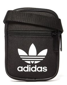 31611e3573f adidas Originals Festival Bag Jd Sports, Black Adidas, The Originals, Adidas  Originals,