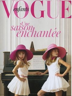 vogue enfants