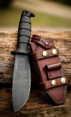 Ontario Knife Ontario Spec Plus Gen II Survival Fixed Blade Cool Knives, Knives And Tools, Knives And Swords, Survival Knife, Survival Gear, Survival Weapons, Survival Skills, Ontario Knife, Tactical Knives