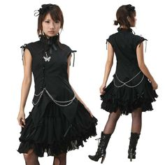 Punk Lolita Dresses