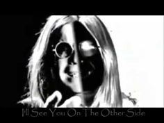 See You On The Other Side - Ozzy Osbourne, Lyric music video - YouTube