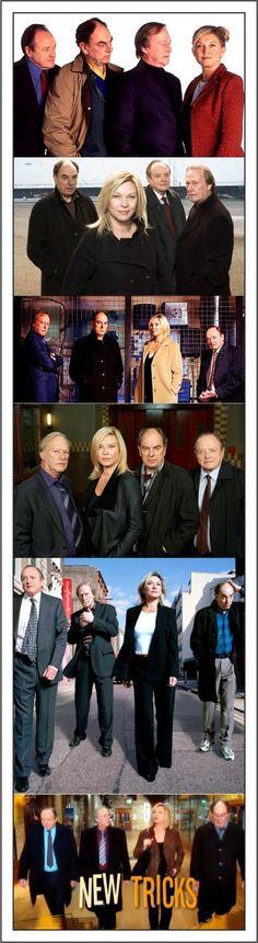 James Bolam, Amanda Redman, Tamzin Outhwaite, Classic Tv, New Tricks, Bookmarks, Tv Series, Mystery