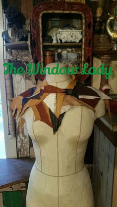 Check out this item in my Etsy shop https://www.etsy.com/listing/508159150/the-window-lady-patchwork-capelet-cape