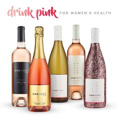 This fall #DrinkPink for women's health! Now through October 31, get 20% off…