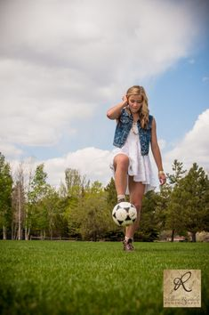 Durango Photography Senior Pictures Soccer