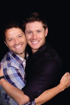 Dean and I do share a more profound bond