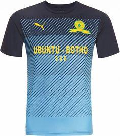 f663b463b Mamelodi Sundowns 2016 17 Puma Away Shirts Mens Tops
