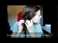 How To: Watervalvlecht Girly Stuff, Girly Things, Hair Makeup, Bucket, Make Up, Diy, Girl Things, Girl Things, Bricolage