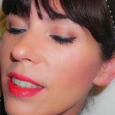 """lapinturera - Blog de cosmética, maquillaje y belleza.: Un toque """"fifties"""" (look, peinado & outfit)"""