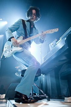 Jack White. Pure talent. That is all.
