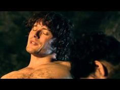 'Outlander' Jamie & Claire LOSE YOUR SOUL - YouTube. Downloaded 6/27/15 Sharon Cox