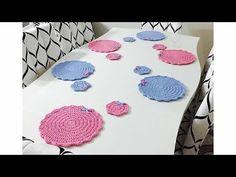 Renkli Halat İple Supla yapımı,Amerikan servisi yapımı,Dekorasyon - YouTube