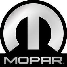 Mopar Logo Steel Sign