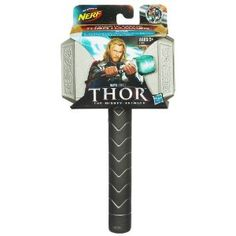 Thor hammer by Nerf