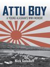 In the quiet of morning, exactly six months after Pearl Harbor, the Japanese touched down on American soil. Landing on the remote Alaska island of Attu, they as Alaska, Indigenous Peoples Day, Prisoners Of War, Pearl Harbor, Book Authors, World History, Memoirs, Books Online, Wwii