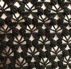 Diamond lace Crochet Squares, Crochet Wrap Pattern, Crochet Stitches Patterns, Crochet Motif, Crochet Shawl, Crochet Doilies, Crochet Lace, Crochet Flower Scarf, Crochet Flowers
