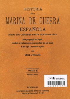 Facsímil, historia de España hasta 1898.