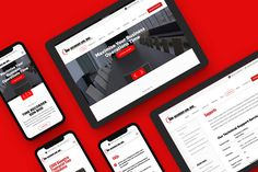 Stunning Responsive website design Malaysia
