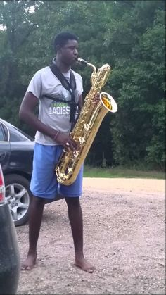 ALL OF ME played with Baritone Saxophone
