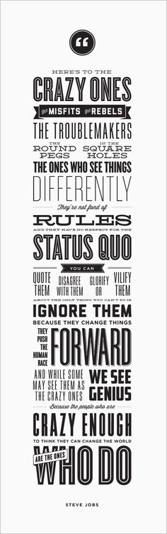 rebel 20 Inspiring Posters with Design Quotes