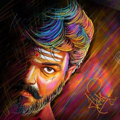 What a drawing Whi ever drew it you vare so good at drawing Love Images, Hd Images, Mersal Vijay, Samantha Images, Prabhas Pics, Vijay Actor, Wedding Album Design, Actor Picture, Actors Images