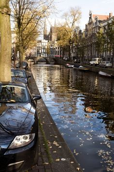 Amsterdam, The Netherlands (by Curtis Gregory Perry)