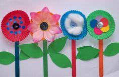 Activité manuelle pour maternelle - 77 idées mignonnes et très créatives