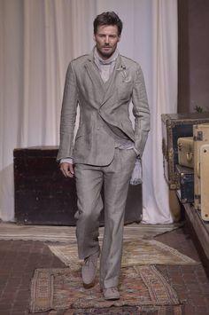 Joseph Abboud Spring-Summer 2017 New York Fashion Week Men's