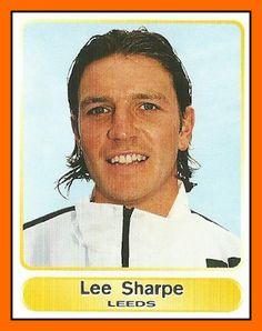 Old School Panini: UK Football Team - Leeds United 1998