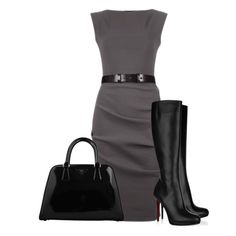 A Regina Mills kind of outfit