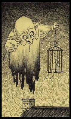 Ilustración de John Kenn