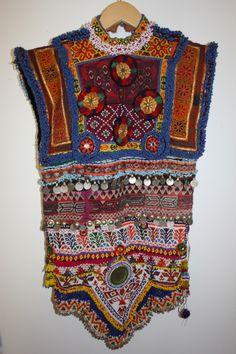 Tribal beaded Jacket.$750