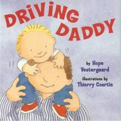 Driving Daddy and Wake Up, Mama are companion books that chronicle the special connection toddlers have with their parents.