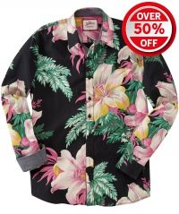 Full Of Life Floral Shirt