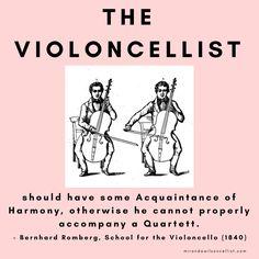 Bernhard Romberg was a top nineteenth-century cellist-composer and friend of Beethoven. Cello Quotes, Hampton School, University Of Idaho, Associate Professor, Author, Memes, Top, Meme, Crop Tee