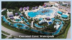 Coconut Cove Waterpark Waterparks image